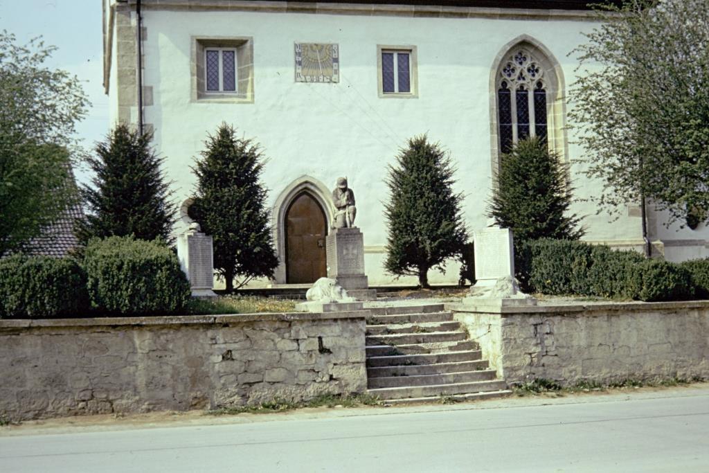 Kirche Remmingsheim