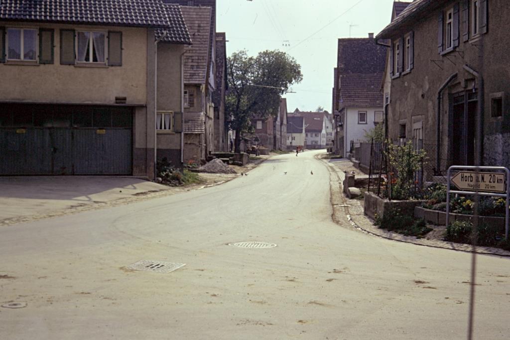 Hauptstraße Remmingsheim