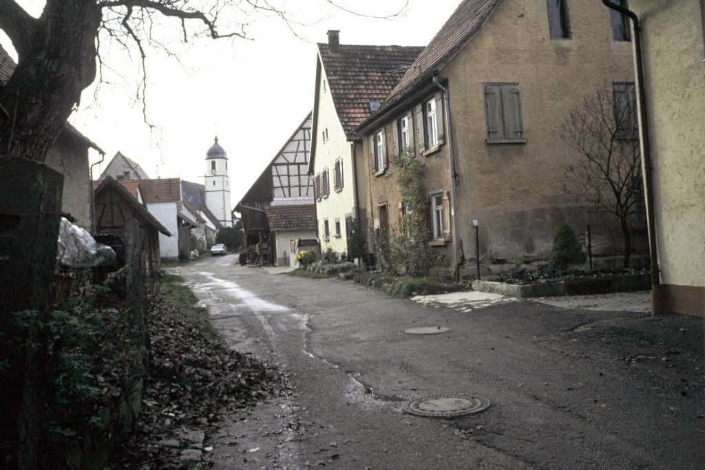 alte Ortsansicht