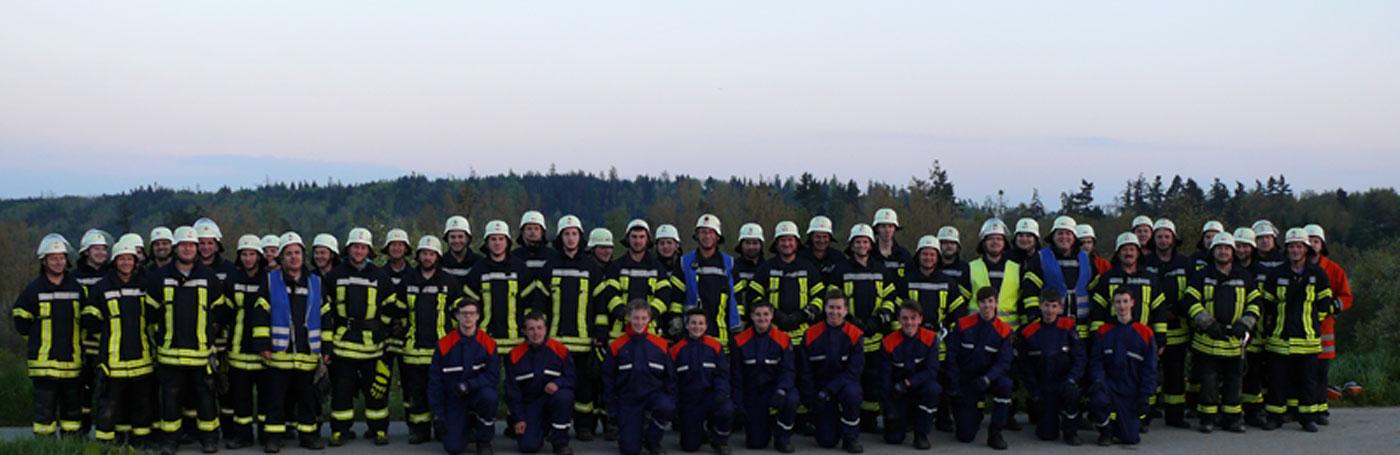 Feuerwehr Neustetten Mannschaft 2