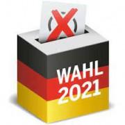 Logo zur Bundestagswahl